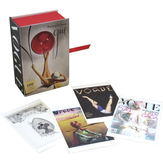 Postcards from Vogue - $25 from Penguin Books