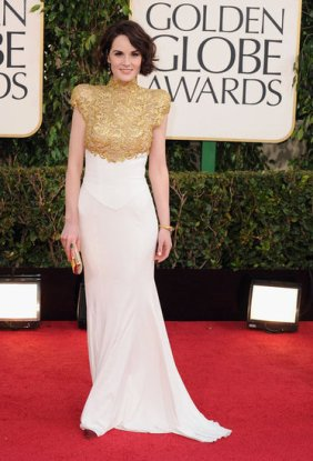 Michelle-Dockery-Golden-Globes-2013-Pictures